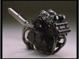 Honda VFR750R RC30 motor