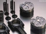 Honda VFR750R RC30 pistones