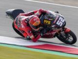Jeremy Alcoba pole Moto3 Assen