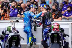 Joan Mir podio MotoGP Assen (3)