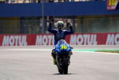 Joan Mir podio MotoGP Assen (4)