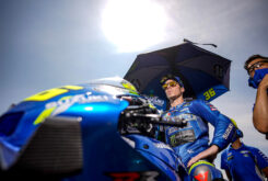 Joan Mir podio MotoGP Assen (5)