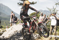 Laia Sanz victoria trial Italia (1)