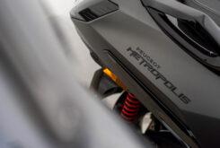 Peugeot Metropolis GT 2021 detalles 5