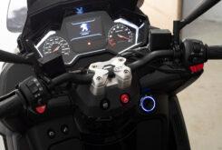 Peugeot Metropolis GT 2021 detalles 9