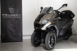 Peugeot Metropolis SW 2021 detalles 1