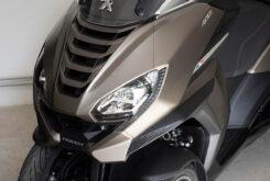 Peugeot Metropolis SW 2021 detalles 2
