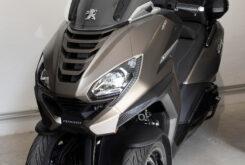 Peugeot Metropolis SW 2021 detalles 3