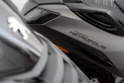Peugeot Metropolis SW:GT 2021 prueba 1