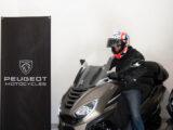 Peugeot Metropolis SW:GT 2021 prueba 11