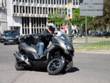 Peugeot Metropolis SW:GT 2021 prueba 14