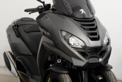 Peugeot Metropolis SW:GT 2021 prueba 4