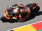 Raul Fernandez pole Moto2 Alemania