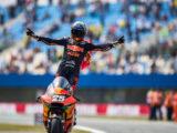 Raul Fernandez victoria Moto2 Assen 2021