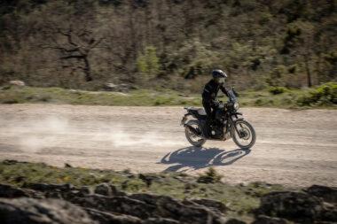 Royal Enfield Himalayan 2021 prueba 13