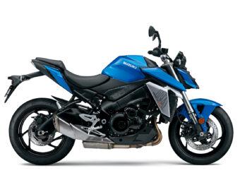Suzuki GSX S950 2021 azul 5