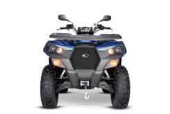 kymco mxu 550 general azul 1