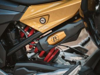 BMW F 900 XR 2021 detalles 20
