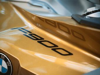 BMW F 900 XR 2021 detalles 9
