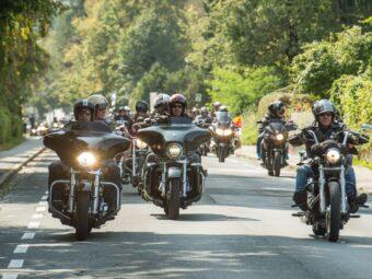 Harley Davidson European Bike Week (1)