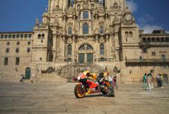 Honda Marc Marquez Camino Santiago (13)