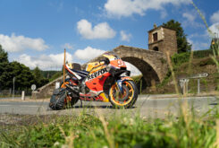 Honda Marc Marquez Camino Santiago (7)