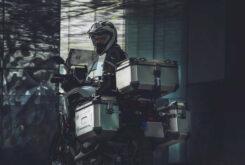 Kappa maletas baúl aluminio