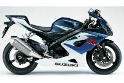 Suzuki GSX R1000 2005 perfil