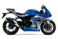 Suzuki GSX R1000 2021 perfil