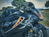 Suzuki Hayabusa 2021 detalles 17