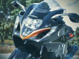 Suzuki Hayabusa 2021 detalles 29