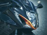 Suzuki Hayabusa 2021 detalles 3