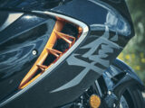Suzuki Hayabusa 2021 detalles 35