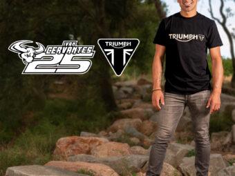 Triumph Ivan Cervantes enduro motocross