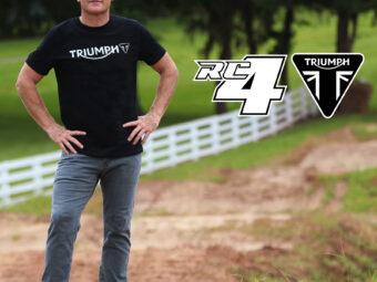 Triumph Ricky Carmichael enduro motocross