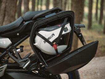 Yamaha Tracer 9 GT 2021 detalles 1