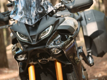 Yamaha Tracer 9 GT 2021 detalles 10