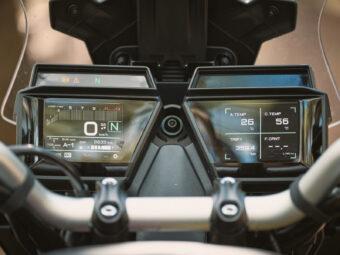 Yamaha Tracer 9 GT 2021 detalles 12