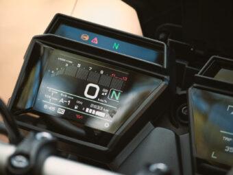 Yamaha Tracer 9 GT 2021 detalles 13