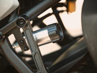 Yamaha Tracer 9 GT 2021 detalles 20