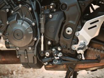 Yamaha Tracer 9 GT 2021 detalles 21