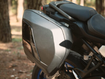 Yamaha Tracer 9 GT 2021 detalles 26