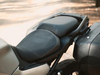 Yamaha Tracer 9 GT 2021 detalles 28