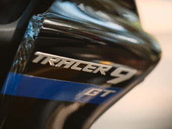 Yamaha Tracer 9 GT 2021 detalles 30