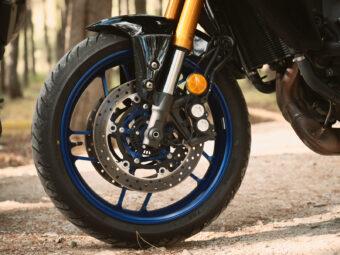 Yamaha Tracer 9 GT 2021 detalles 5