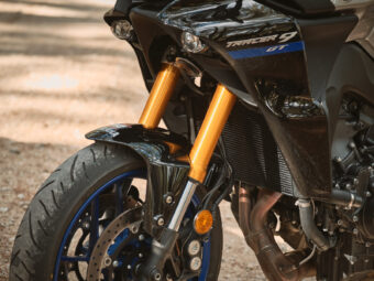 Yamaha Tracer 9 GT 2021 detalles 7