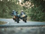Yamaha Tracer 9 GT vs BMW F 900 XR 2021 1