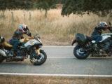 Yamaha Tracer 9 GT vs BMW F 900 XR 2021 22