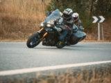 Yamaha Tracer 9 GT vs BMW F 900 XR 2021 25