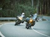 Yamaha Tracer 9 GT vs BMW F 900 XR 2021 3